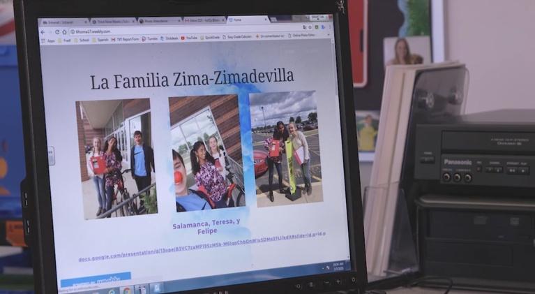 Western Reserve Public Media Educational Productions: Virtual Spanish (Jackson Local Schools)