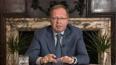 Exclusive Interview with Russian Ambassador to the UK