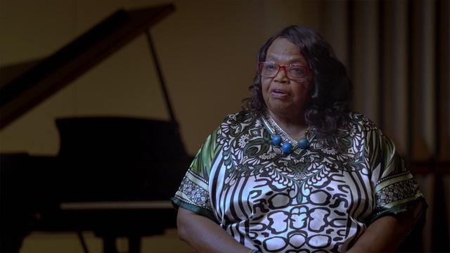 Rutha Mae Harris' Music Impact on the Civil Right Movement