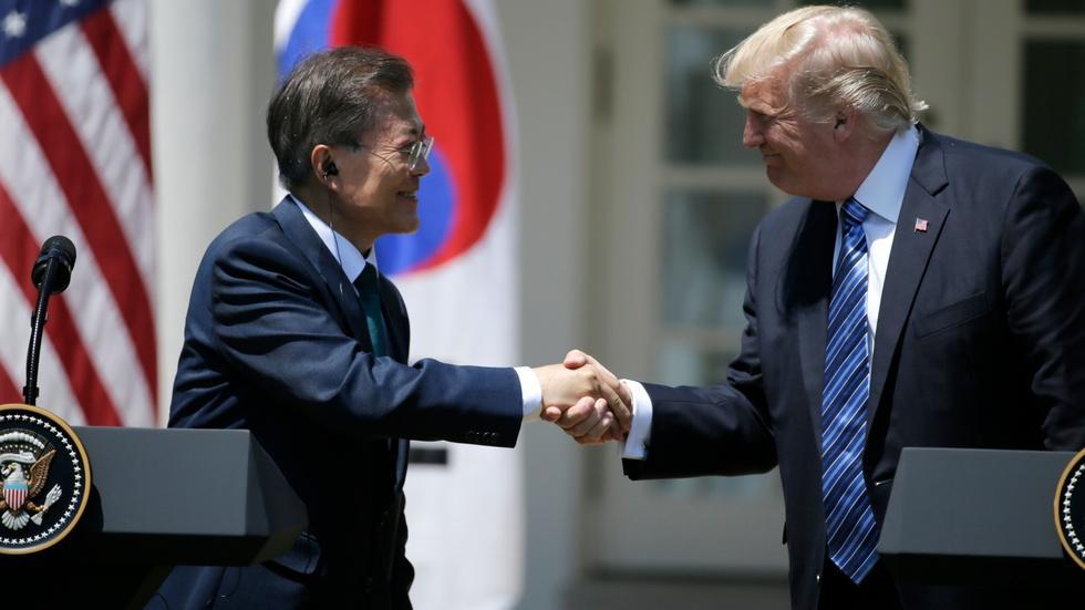 Can U.S. and South Korea share a North Korea strategy? image
