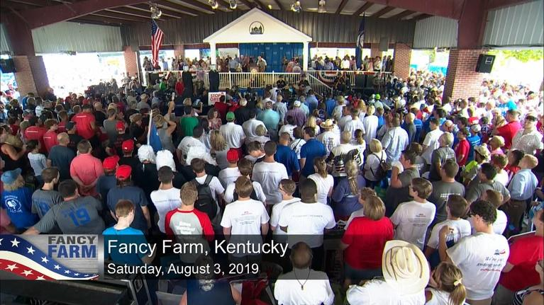 KET Presents: Fancy Farm 2019, Part 1
