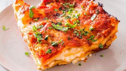 America's Test Kitchen -- Italian Vegetarian