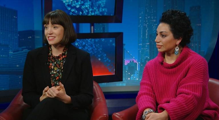 "Amanpour and Company: Assal Ravandi & Lauren Knap on ""The War Within"""
