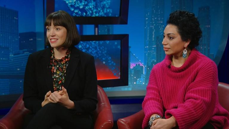 "Amanpour and Company: Assal Ravandi & Lauren Knap on ""The War Within"""