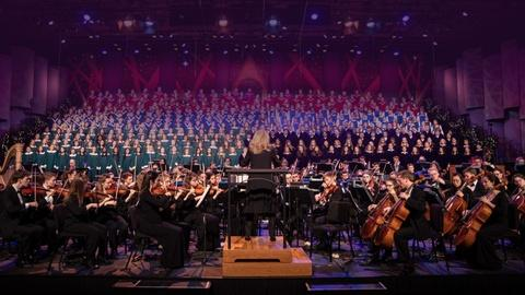 The St Olaf Christmas Festival: A New Song of Grace and Truth -- Preview - A New Song of Grace and Truth