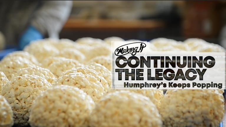 WVIZ/PBS ideastream Specials: Continuing the Legacy with Humphrey Popcorn