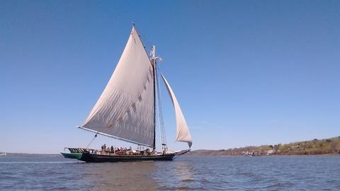 Hudson River's Sloop Clearwater Program Shifts to Digital