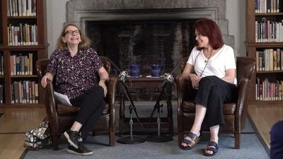 Rosanne Cash at MacDowell | One on One Conversation with Roz Chast