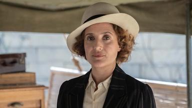 Agatha Christie's Transition to Romance
