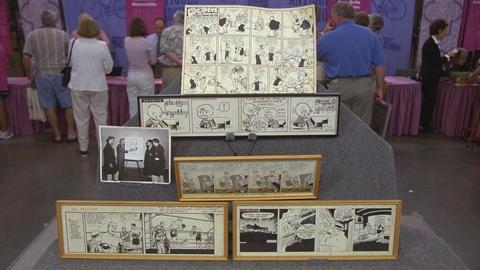 Antiques Roadshow -- S21 Ep25: Appraisal: 20th C. American Cartoon Originals