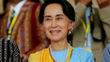 News Wrap: Myanmar's ousted leader charged after coup