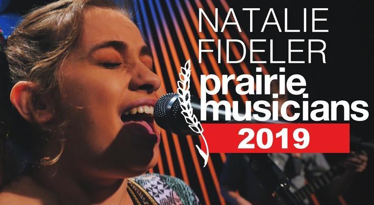 Prairie Musicians: Natalie Fideler