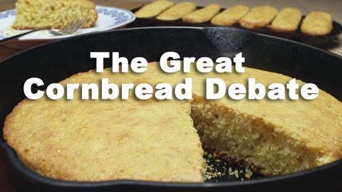Nourish -- The Great Cornbread Debate