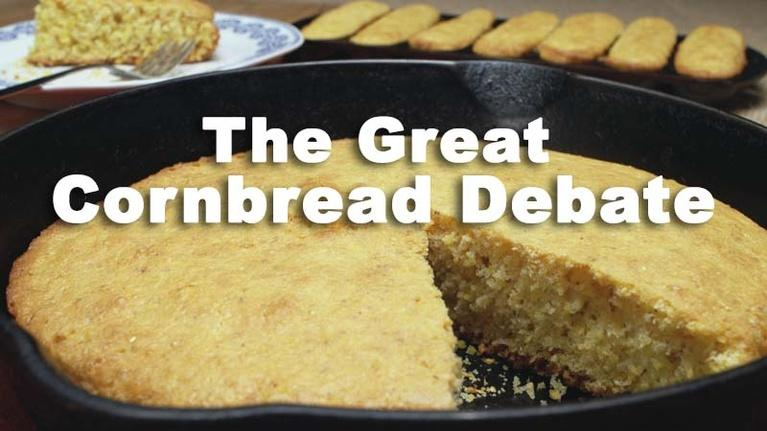 Nourish: The Great Cornbread Debate