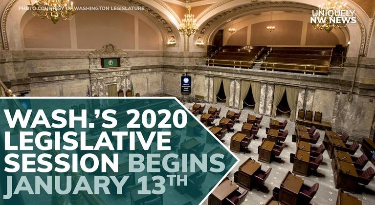 Uniquely NW News: All Things About The 2020 Legislative Session