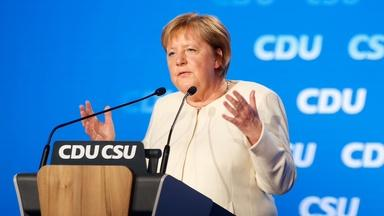 Germany faces tight race to fill Angela Merkel's shoes