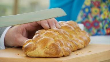 Technical Challenge: Plaited Loaf