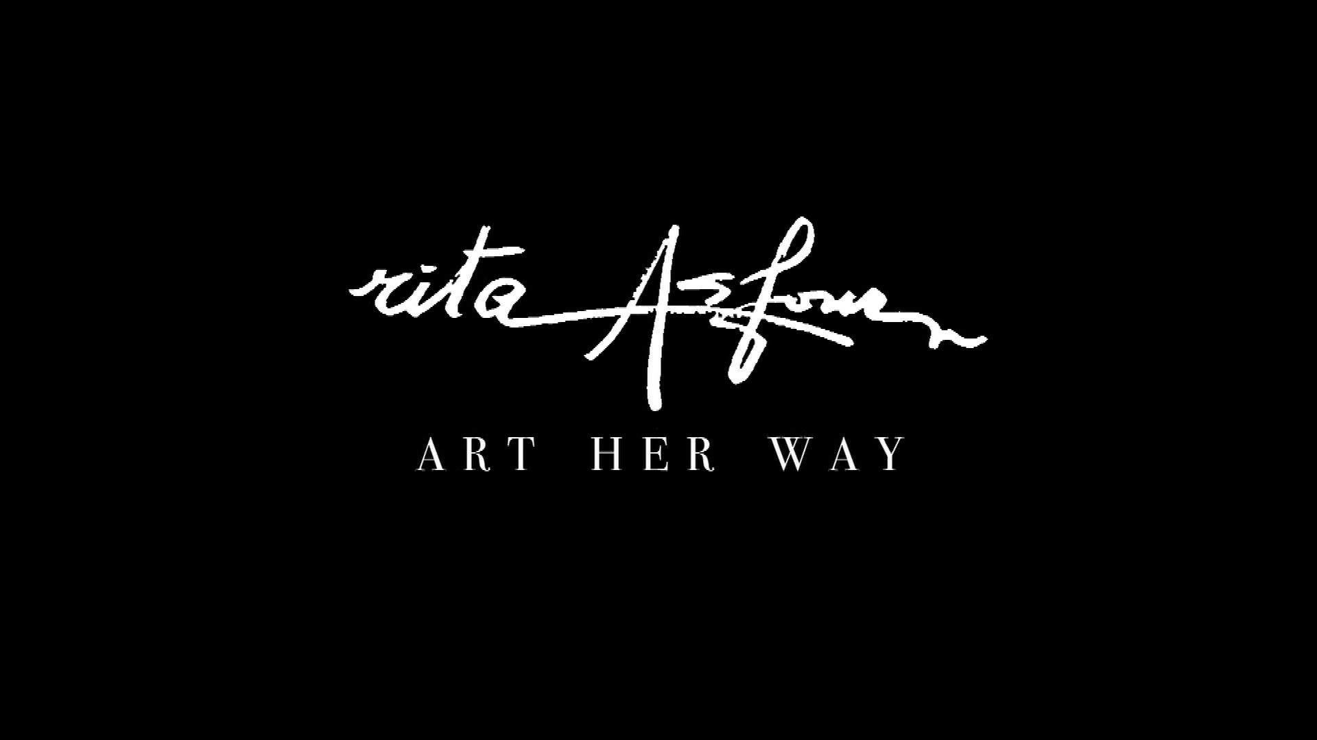 Rita Asfour: Art Her Way Promo