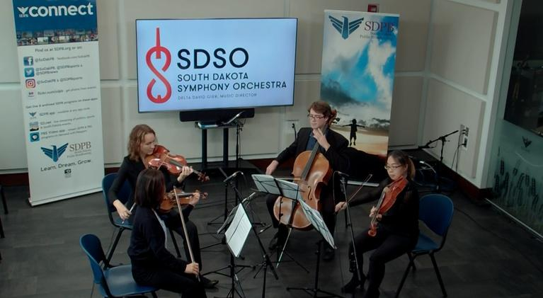 SDPB Specials: South Dakota Symphony Orchestra Young Composers Camp Concert