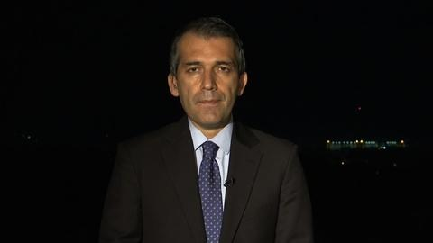 Amanpour and Company -- Sediq Sediqqi on Trump's Cancelled Talks With the Taliban