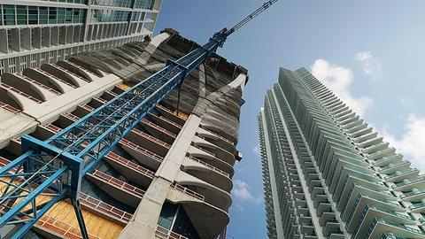 Buck Hoists Play an Essential Role in Building the Tower