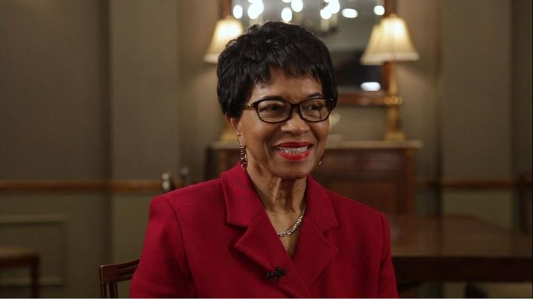 One on One with Becky Magura: One on One with Dr. Reatha King