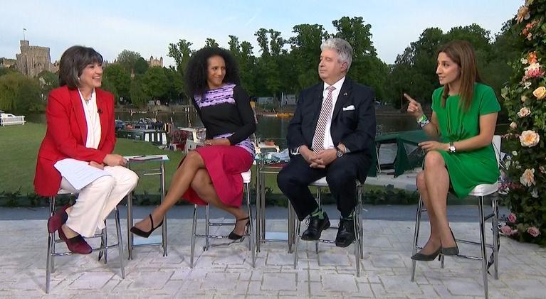 Amanpour on PBS: Amanpour: Afua Hirsch, Patrick Jephson and Roya Nikkhah