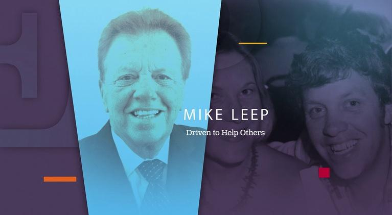 WNIT Specials: Legends of Michiana: Mike Leep