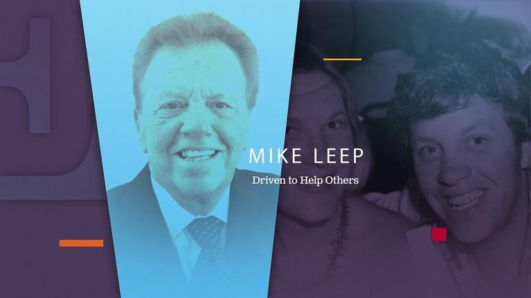 WNIT Specials: Legends of Michiana: Mike Leep