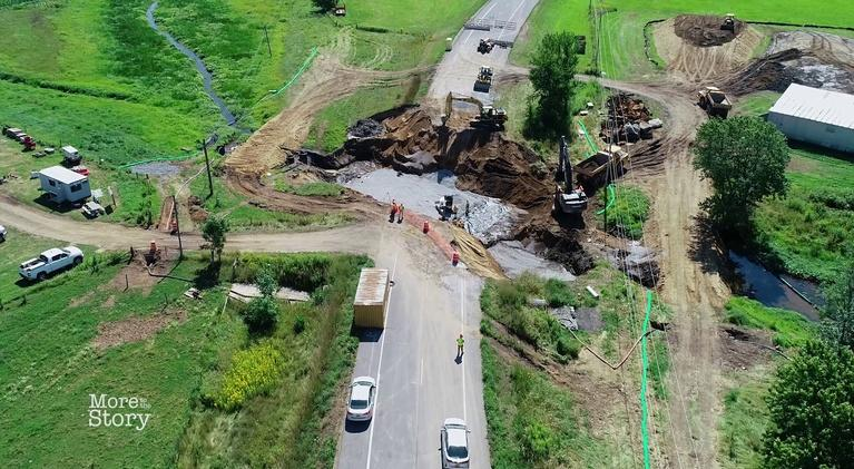 More to the Story: Aging Infrastructure
