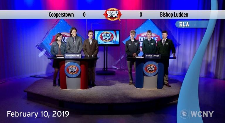 Double Down: Cooperstown vs Bishop Ludden