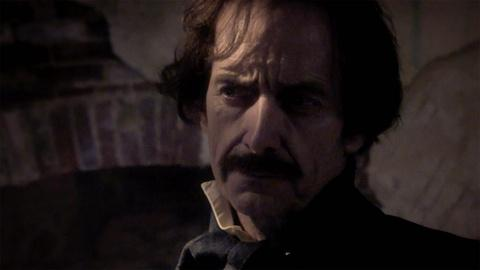 Denis O'Hare on Becoming Poe