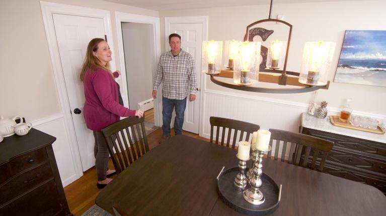 Ask This Old House: Built-In, Dining Room Light | Ask TOH