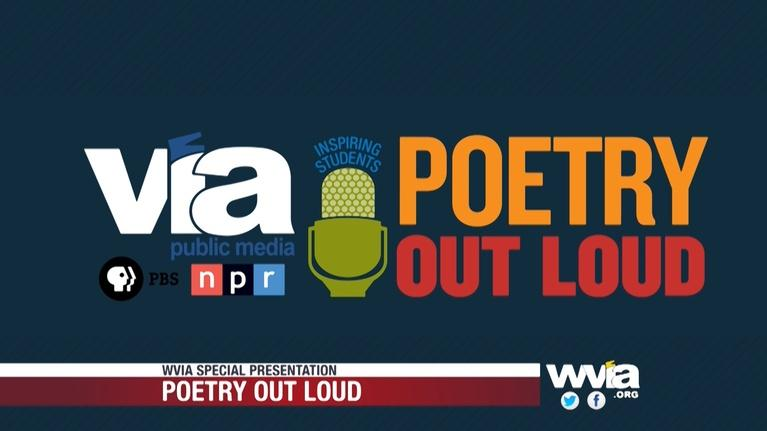 WVIA Special Presentations: Poetry Out Loud 2019 Regional Competition - Preview