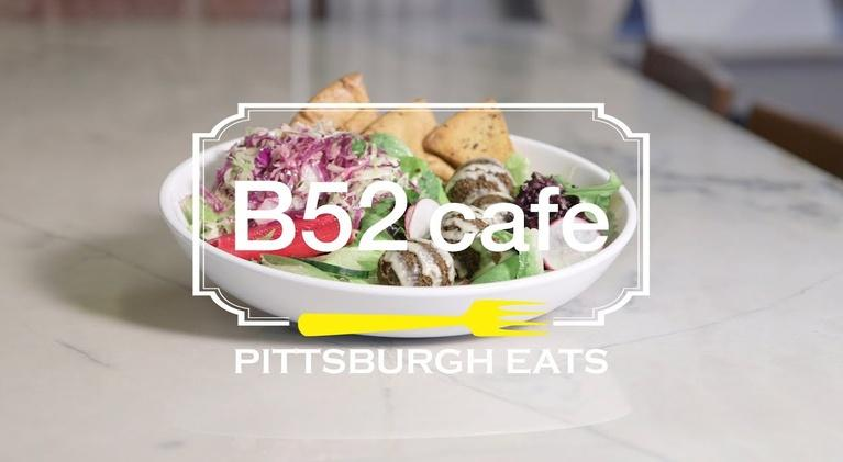 Pittsburgh Eats: B52 Cafe