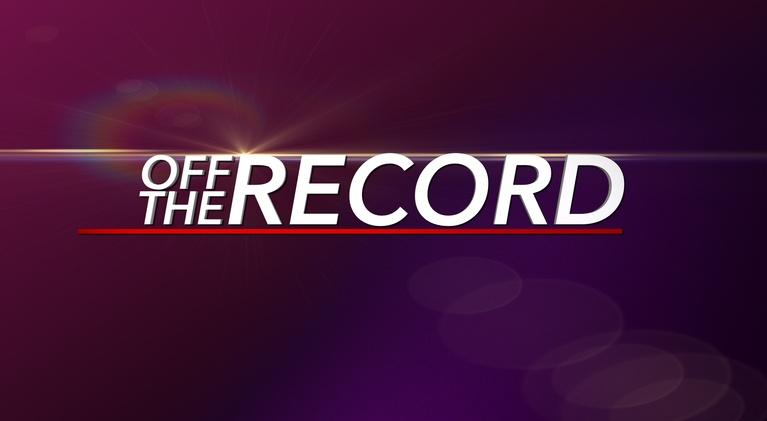 Off the Record: November 1, 2019