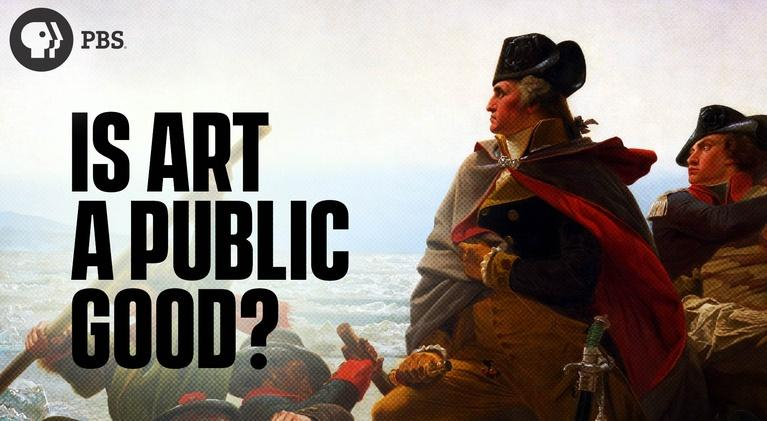 Origin of Everything: Why Does the Government Pay for Art?