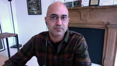Amanpour and Company -- Pulitzer Prize-Winning Playwright Ayad Akhtar