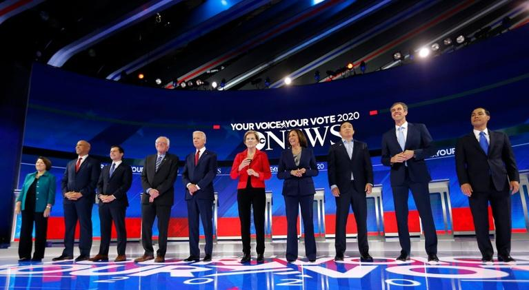 PBS NewsHour: Debates highlight growing divisions in the Democratic Party