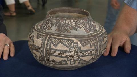 Antiques Roadshow -- S21 Ep12: Appraisal: Zuni Water Jar, ca. 1880