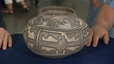 Appraisal: Zuni Water Jar, ca. 1880