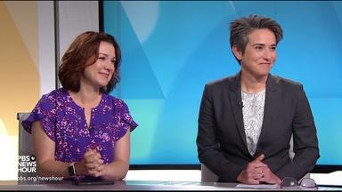 Tamara Keith and Amy Walter on vaccines, infrastructure deal