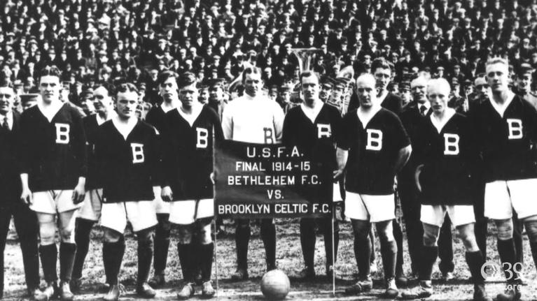 WLVT Specials: Forged In Steel: The Roots of American Soccer