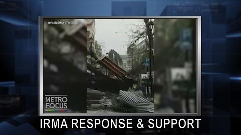 MetroFocus -- MetroFocus: September 11, 2017