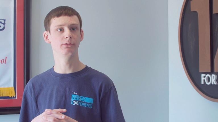 Young Heroes: Young Hero: Andrew Walker