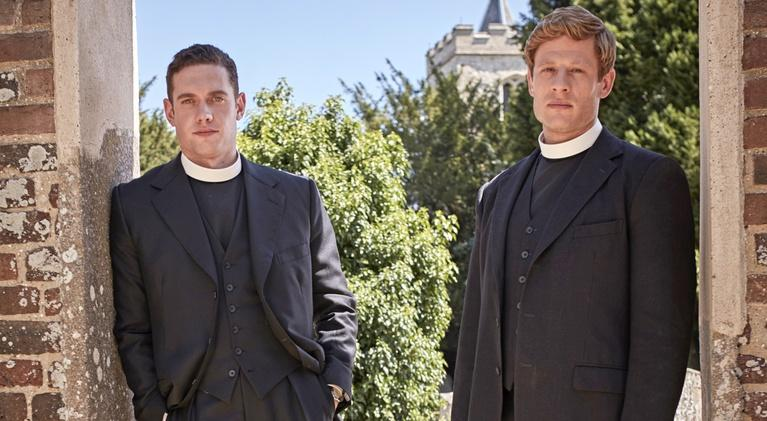 Grantchester: Official Preview