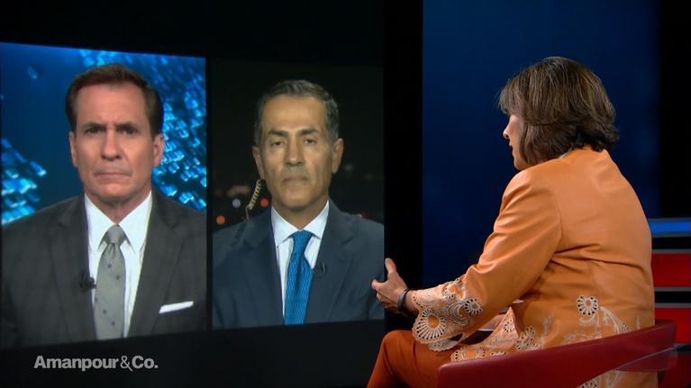Amanpour and Company: Vali Nasr & John Kirby Discuss Attacks on Saudi Oil Fields