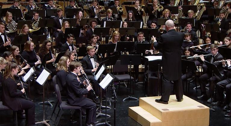 WPT Music & Arts: 2019 WSMA State Honors Concerts
