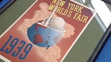 Appraisal: 1939 New York World's Fair Posters