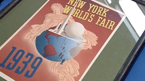 S24 E19: Appraisal: 1939 New York World's Fair Posters